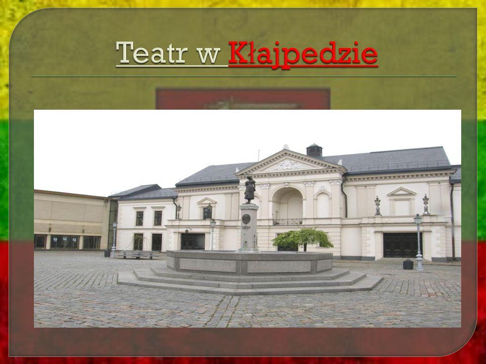 Teatr w Kłajpedzie