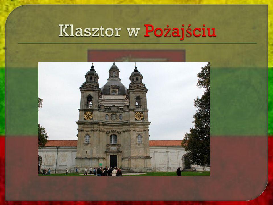 Klasztor w Pożajściu