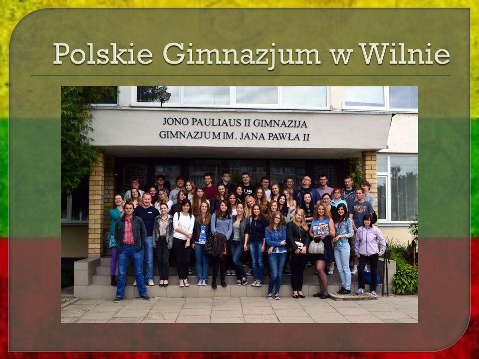 Polskie Gimnazjum w Wilnie