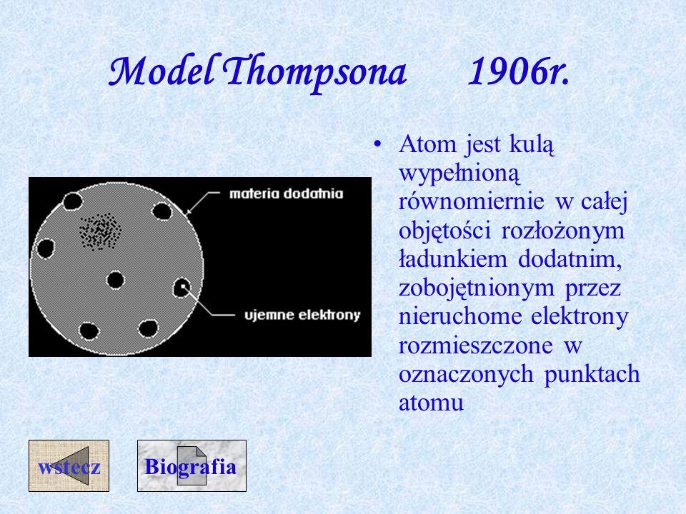 Model Thompsona 1906r.