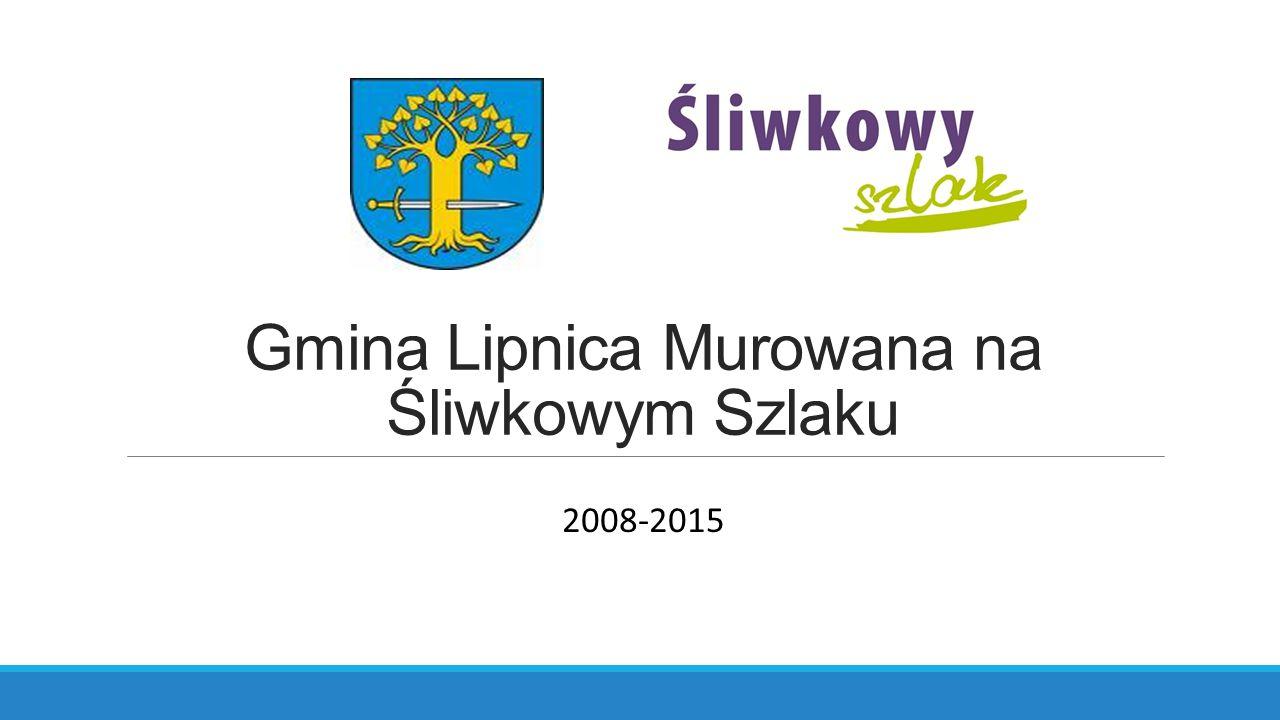 Gmina Lipnica Murowana na Śliwkowym Szlaku