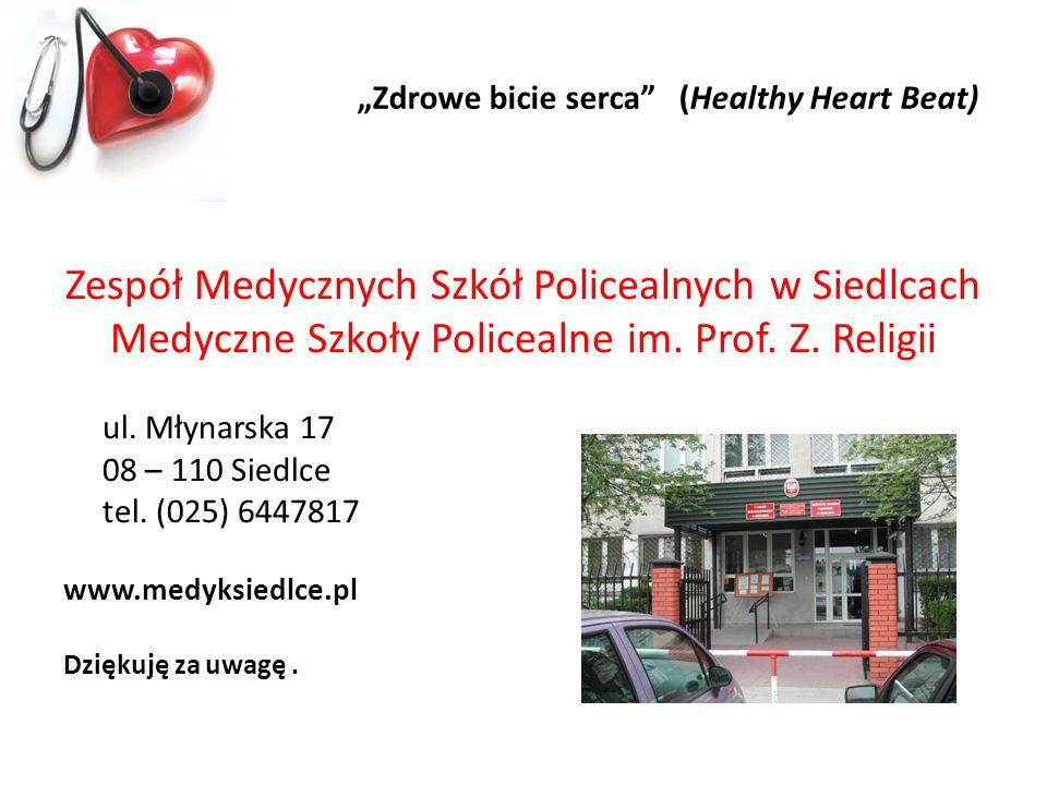 """Zdrowe bicie serca (Healthy Heart Beat)"