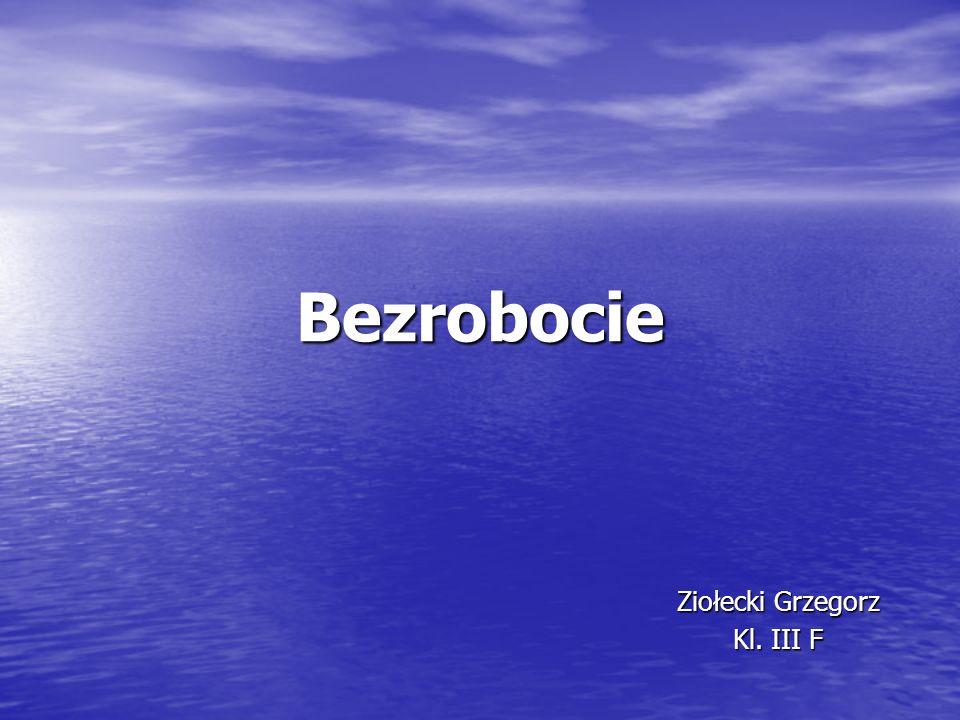 Ziołecki Grzegorz Kl. III F