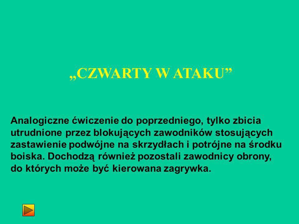 """""""CZWARTY W ATAKU"""