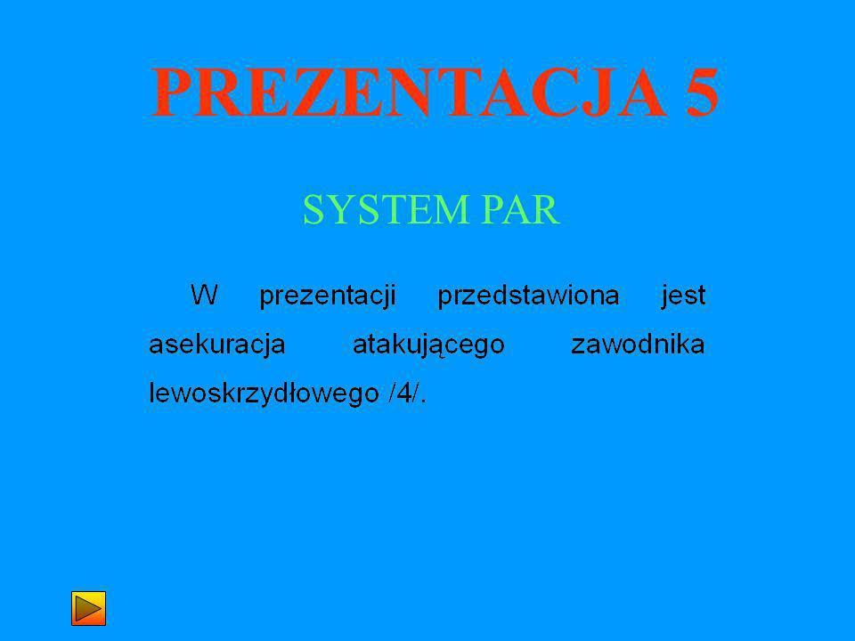 PREZENTACJA 5 SYSTEM PAR