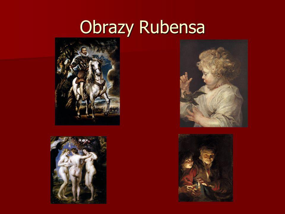 Obrazy Rubensa