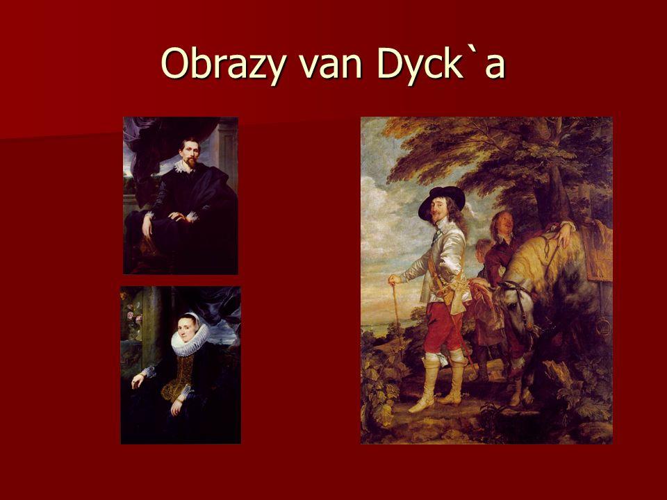 Obrazy van Dyck`a