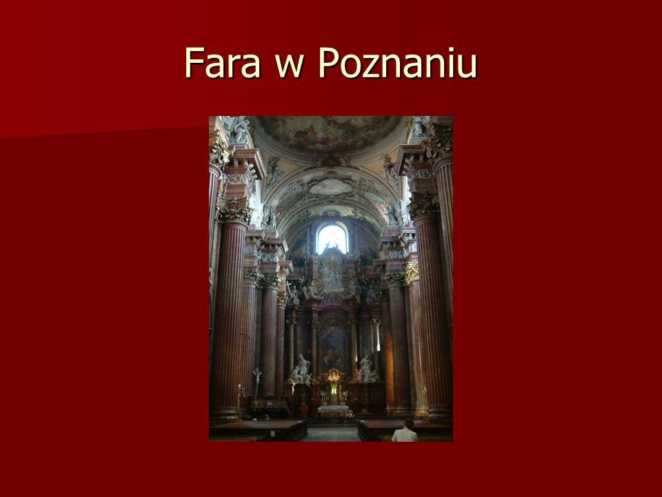 Fara w Poznaniu