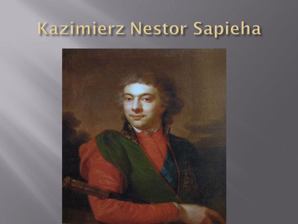 Kazimierz Nestor Sapieha