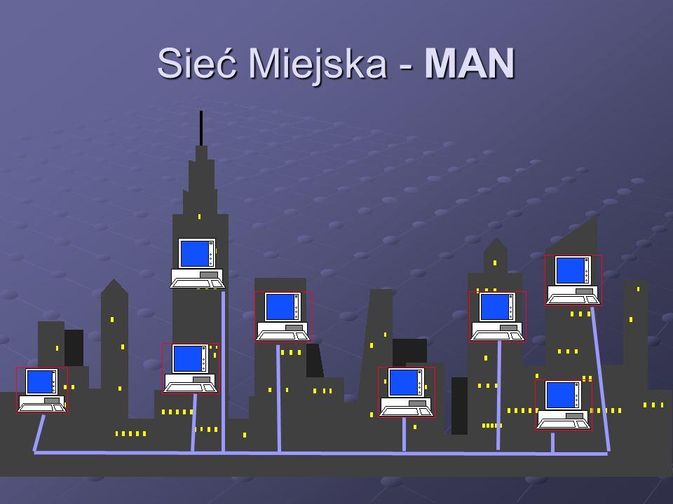 Sieć Miejska - MAN