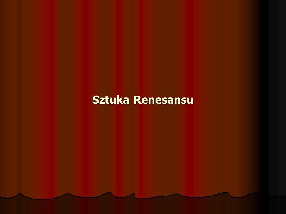 Sztuka Renesansu