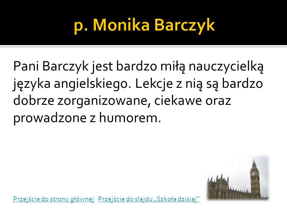 p. Monika Barczyk