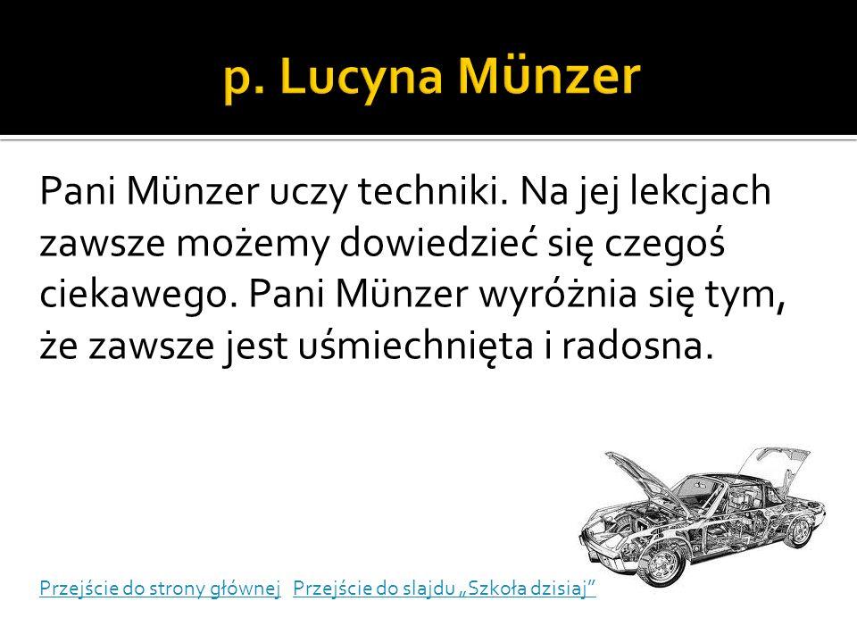 p. Lucyna Münzer
