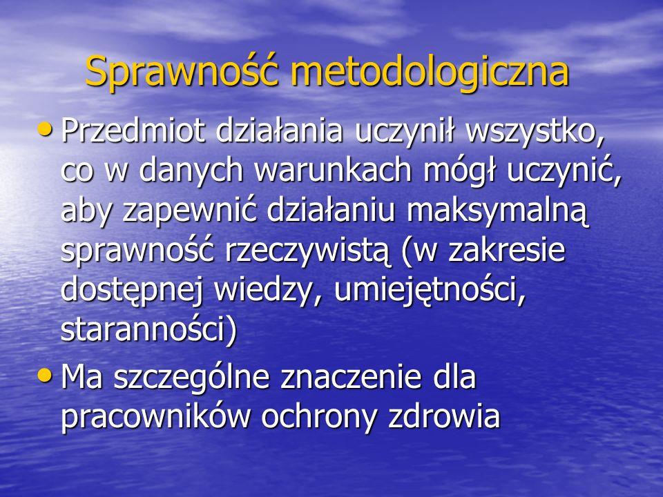 Sprawność metodologiczna