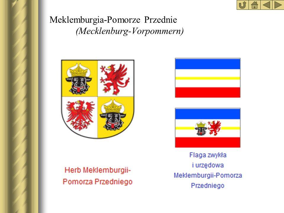 Meklemburgia-Pomorze Przednie (Mecklenburg-Vorpommern)