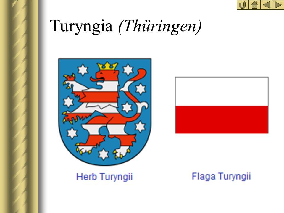 Turyngia (Thüringen)