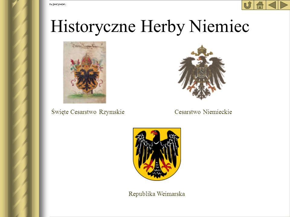 Historyczne Herby Niemiec