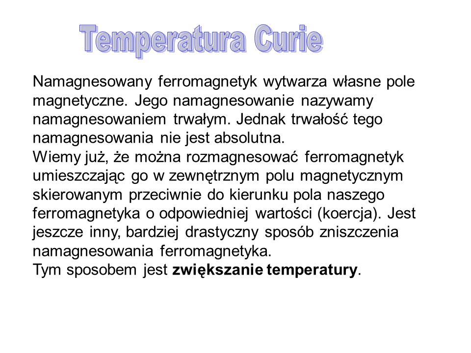 Temperatura Curie