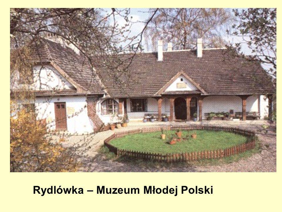 Rydlówka – Muzeum Młodej Polski