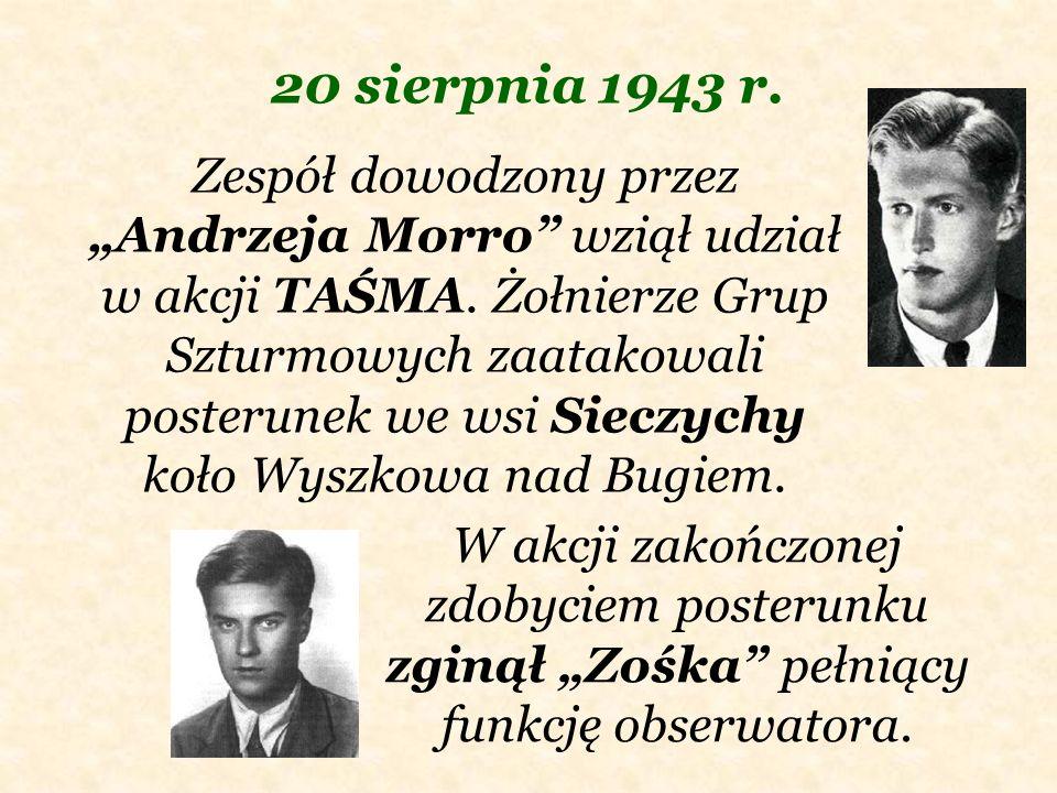 20 sierpnia 1943 r.