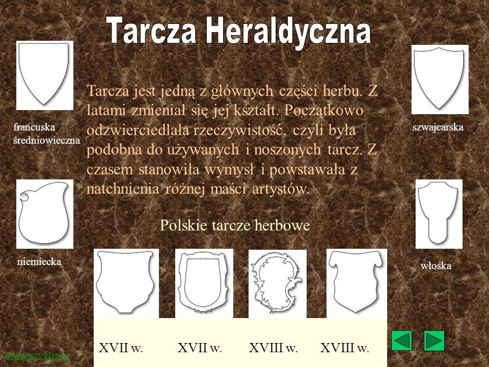 Tarcza Heraldyczna
