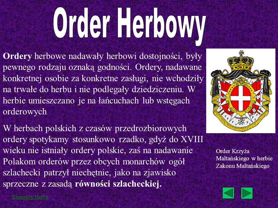 Order Herbowy