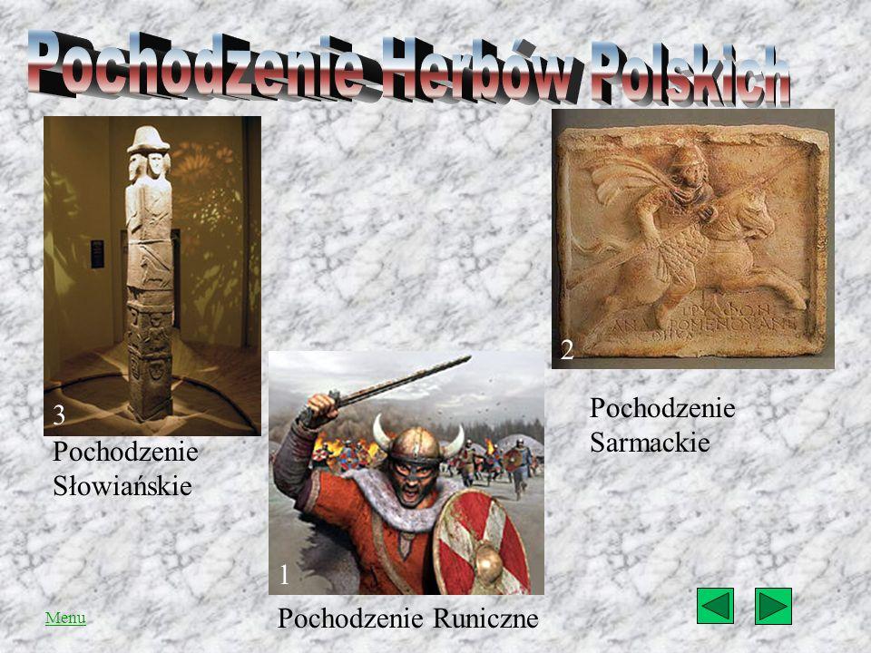 Pochodzenie Herbów Polskich