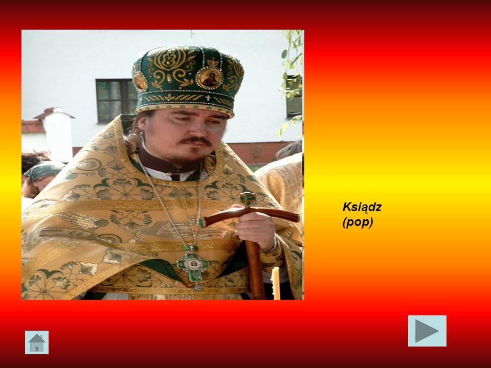 Ksiądz (pop)