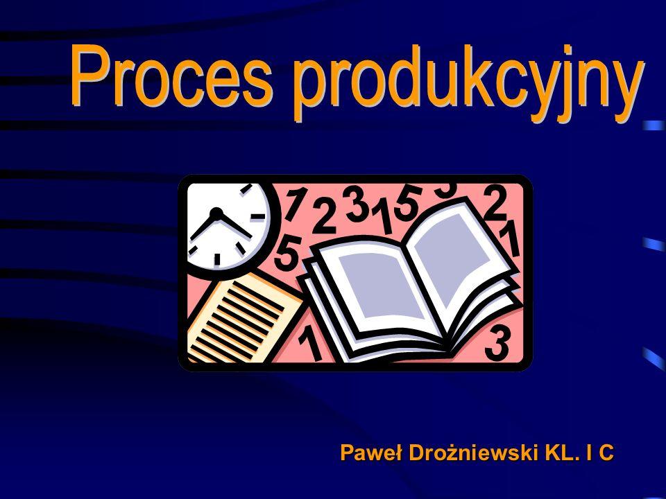 Paweł Drożniewski KL. I C