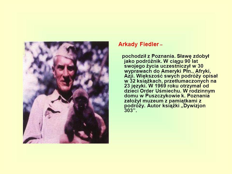 Arkady Fiedler –