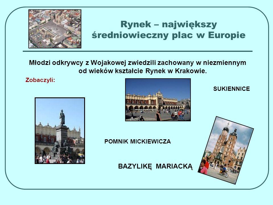 Rynek – największy średniowieczny plac w Europie