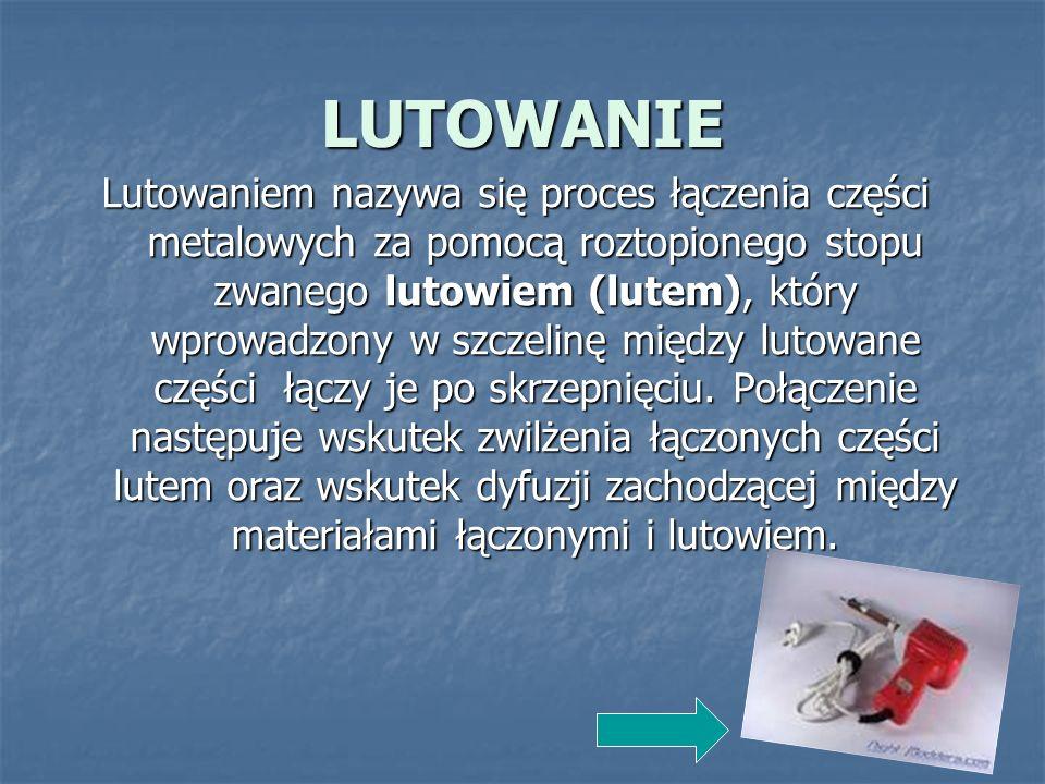 LUTOWANIE
