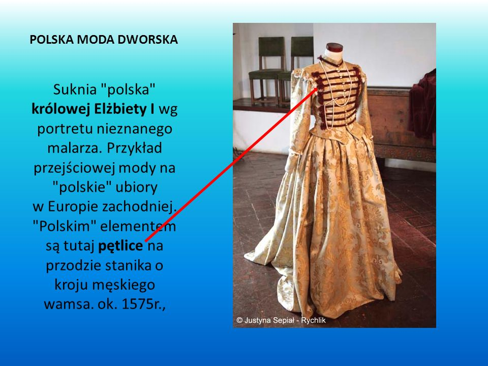 POLSKA MODA DWORSKA