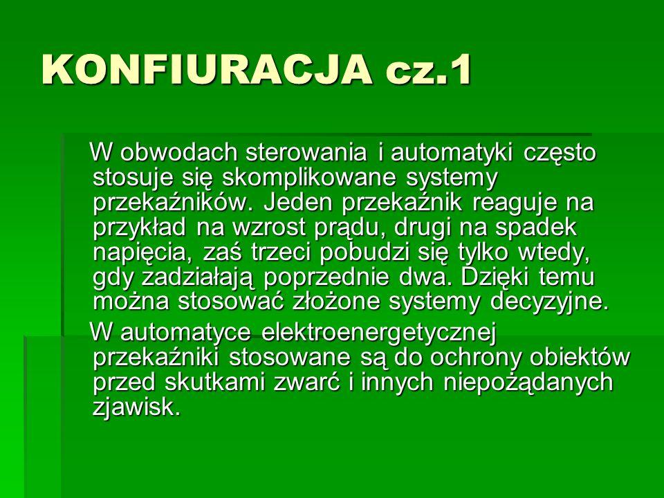 KONFIURACJA cz.1