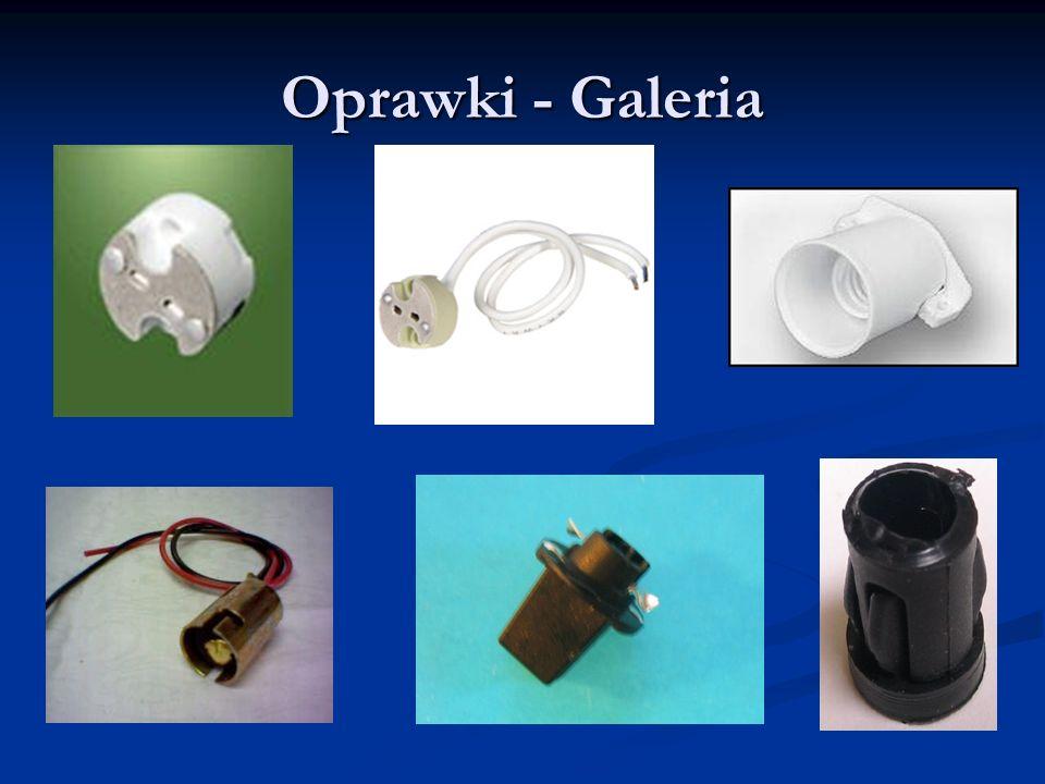 Oprawki - Galeria
