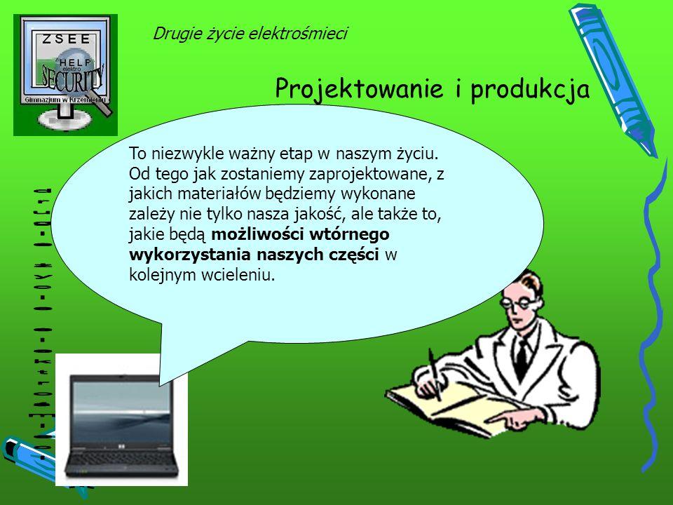 Projektowanie i produkcja