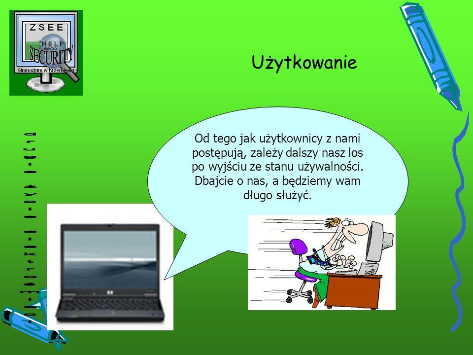 Użytkowanie drugie życie elektrośmieci