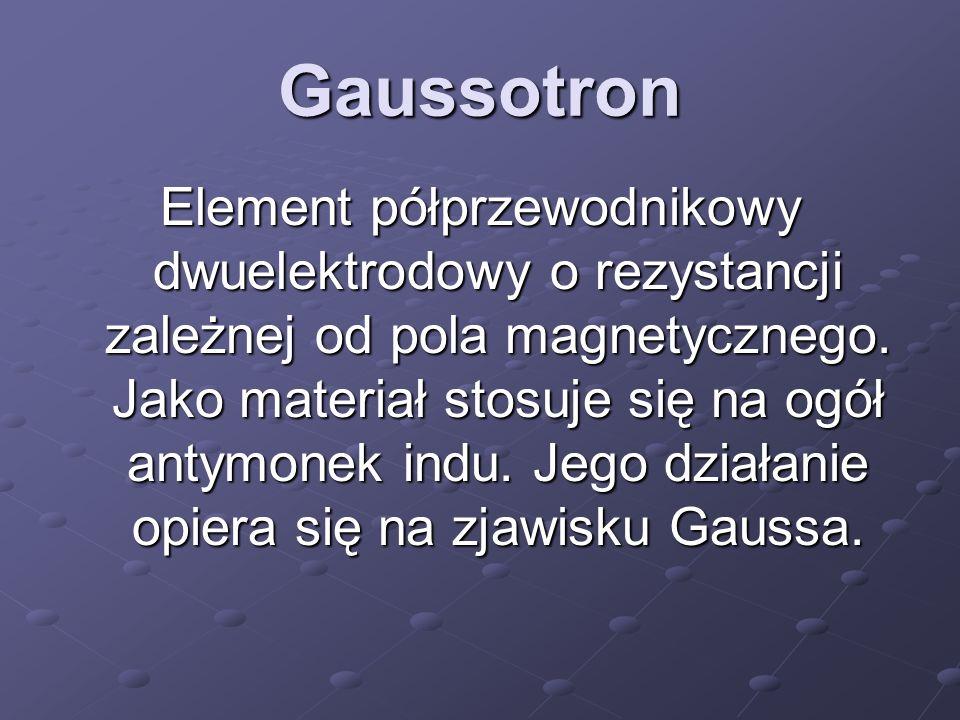 Gaussotron