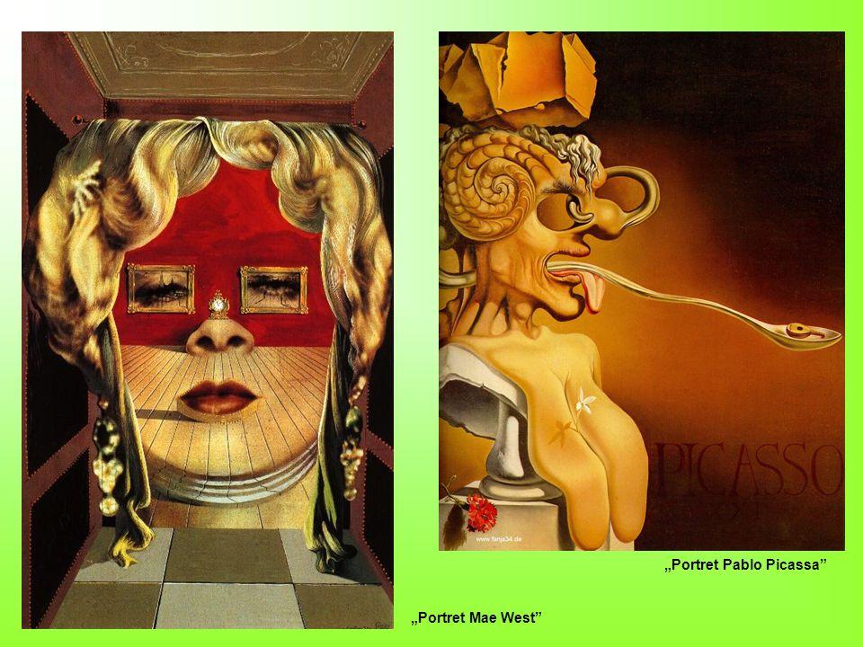 """Portret Pablo Picassa"