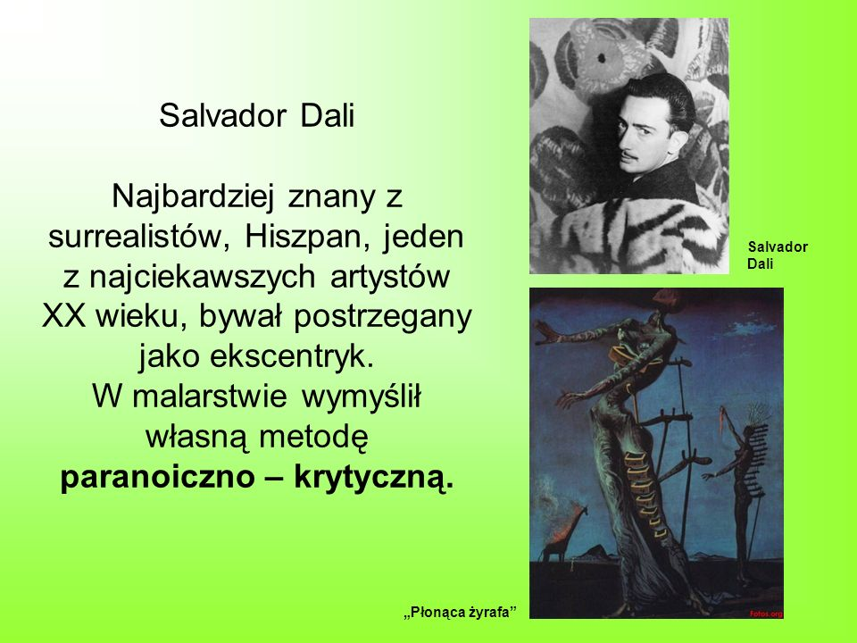 SalvadorDali.