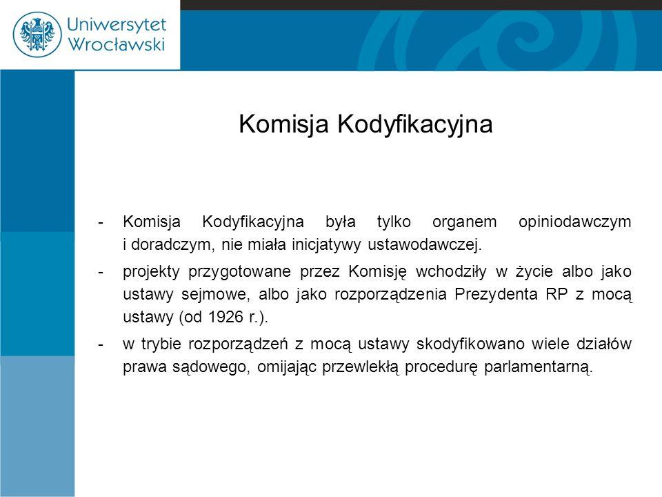 Komisja Kodyfikacyjna