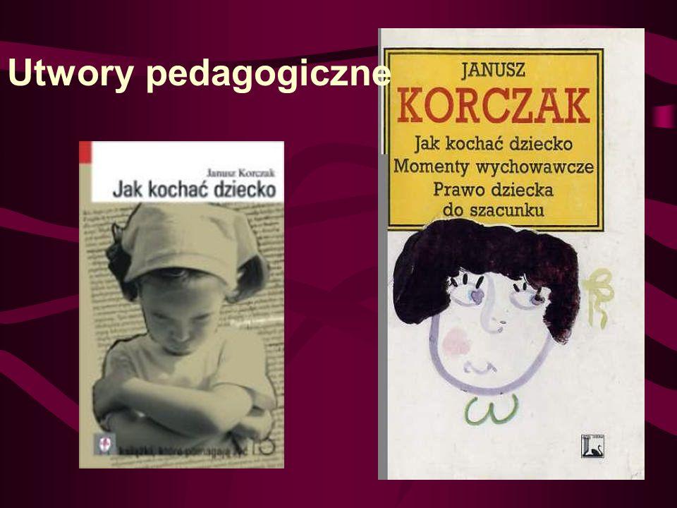 Utwory pedagogiczne