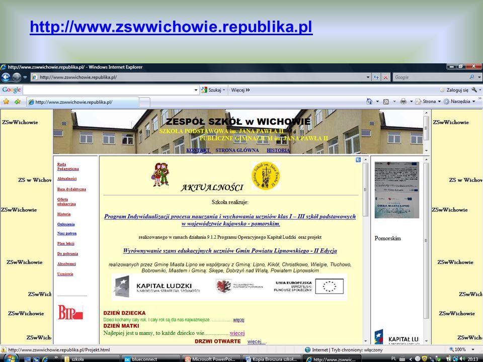 http://www.zswwichowie.republika.pl