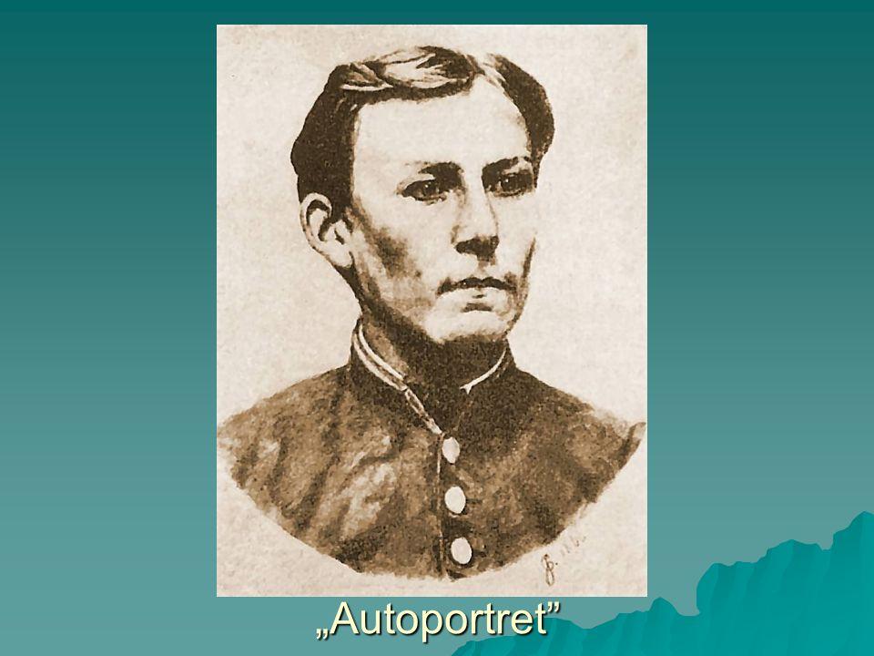 """""""Autoportret"""