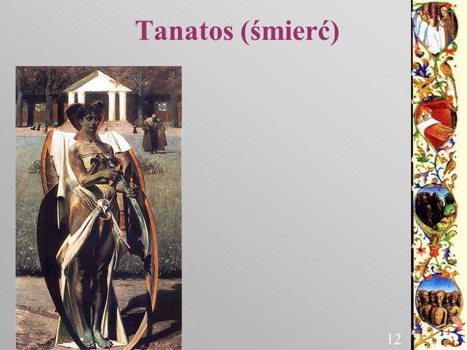 Tanatos (śmierć) 12