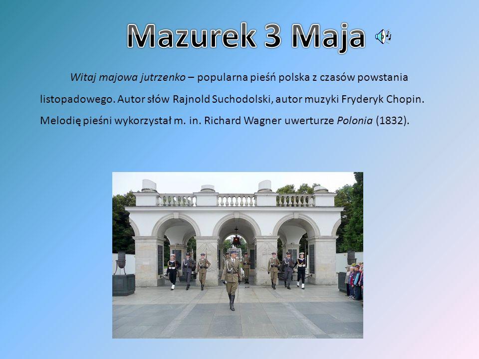 Mazurek 3 Maja