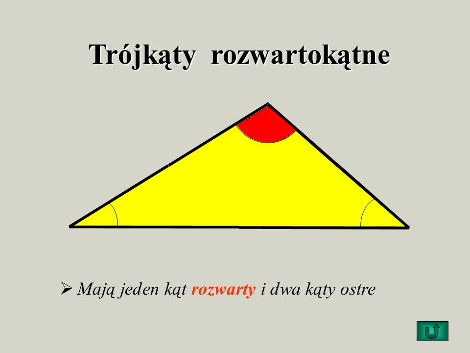 Trójkąty rozwartokątne