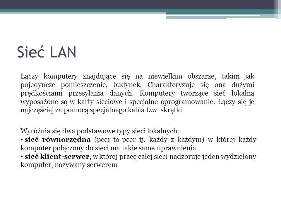 Sieć LAN