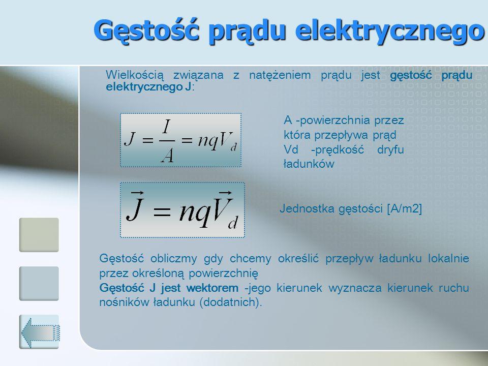 Gęstość prądu elektrycznego