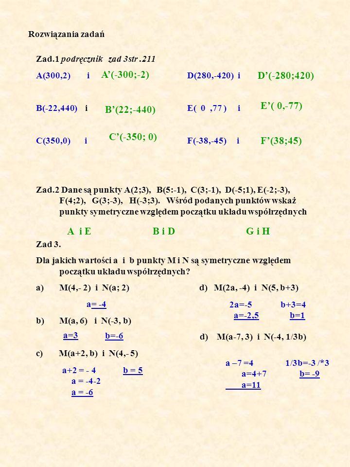 A'(-300;-2) D'(-280;420) E'( 0,-77) B'(22;-440) C'(-350; 0) F'(38;45)